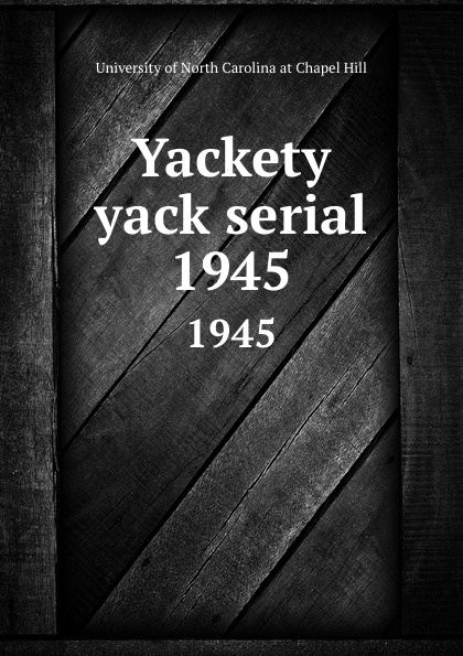 Yackety yack serial. 1945 helen chapel essentials of clinical immunology