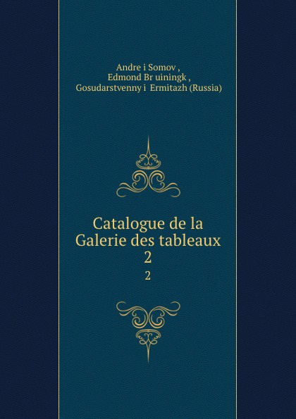 Andrei Somov Catalogue de la Galerie des tableaux. 2 зеркало titania двухстороннее планет нейлс 125 мм