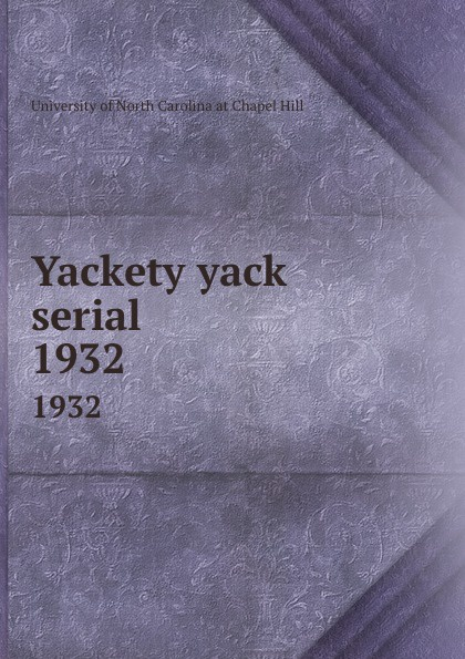 Yackety yack serial. 1932 helen chapel essentials of clinical immunology