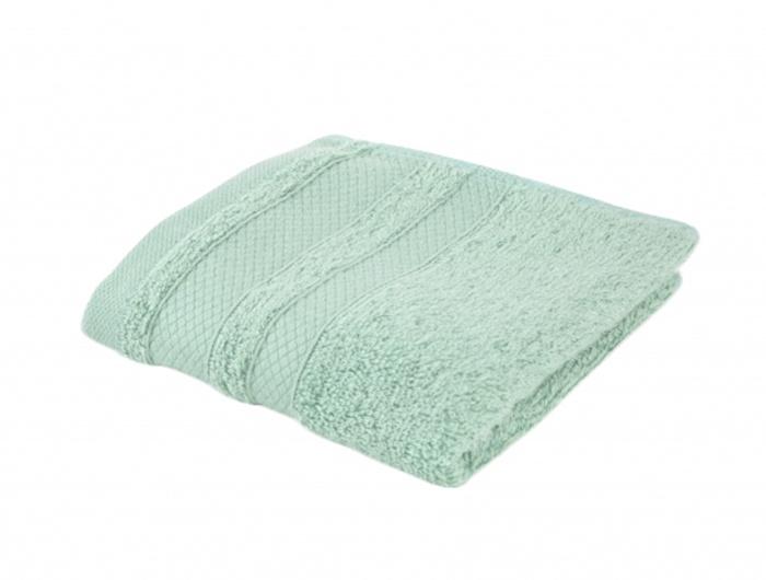 Полотенце для лица, рук или ног IRYA TENDER, зеленый10113096103606Коллекция полотенец TENDER изготовлена полностью из натуральных волокон: 60% бамбук, 40% хлопок.Благодаря наличию бамбука в составе ткани, полотенца очень гладкие и шелковистые на ощупь.Естественные свойства бамбукового волокна обеспечивают высокую гигроскопичность и антиаллергенность изделий.