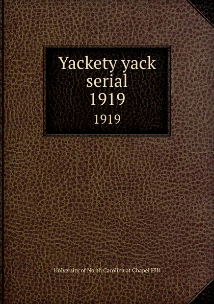 Yackety yack serial. 1919 helen chapel essentials of clinical immunology