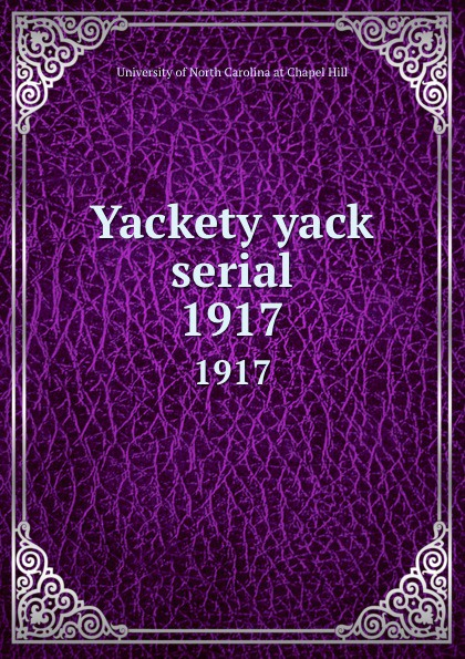 Yackety yack serial. 1917 helen chapel essentials of clinical immunology