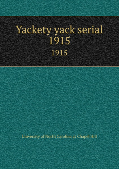 Yackety yack serial. 1915 helen chapel essentials of clinical immunology