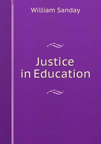 Justice in Education