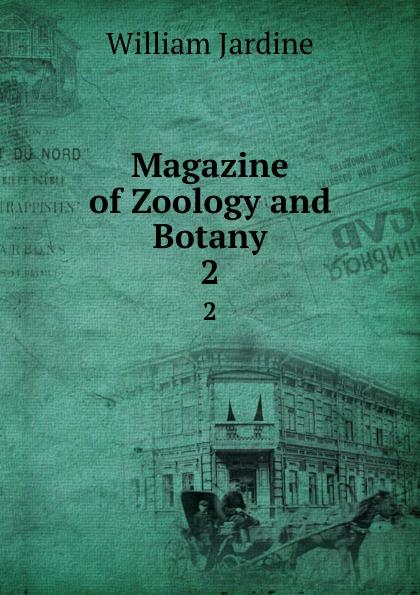 Jardine William Magazine of Zoology and Botany. 2 america market 100 pieces mixed botany zoology histology microscope prepared slides