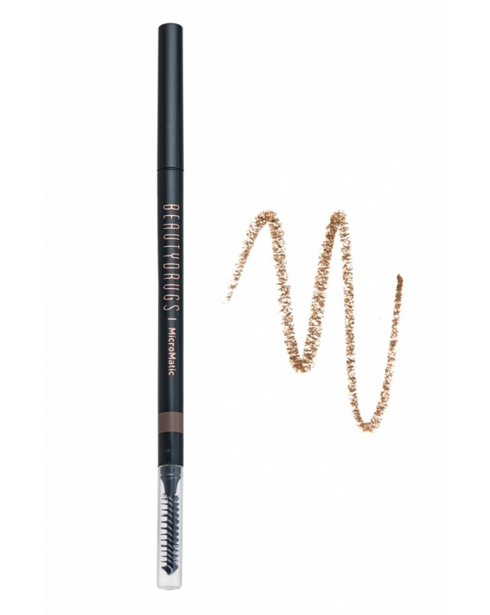 Карандаш для бровей BEAUTYDRUGS MicroMatic оттенок Brunette, 0,09 карандаш для губ beautydrugs insomnia mister tint оттенок 04