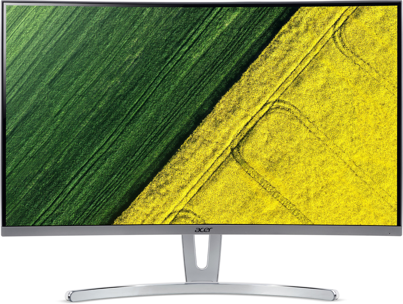 Монитор Acer ED273Awidpx, белый монитор acer v226hqlab