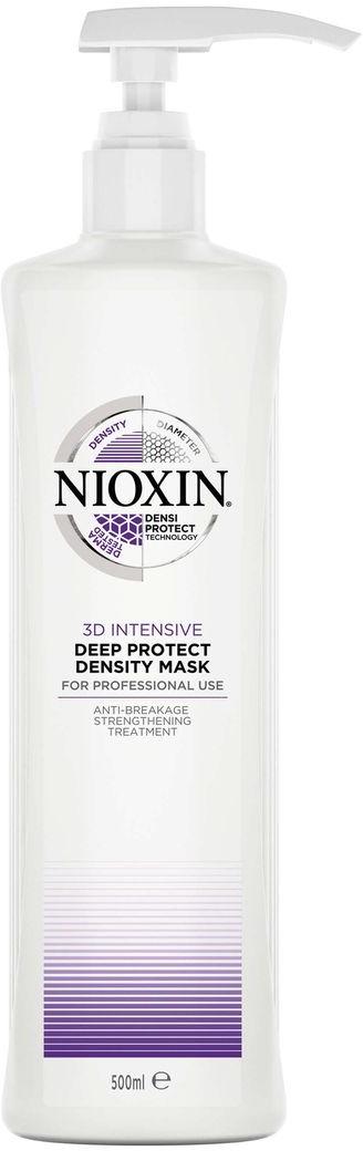 Nioxin Intensive Маска для глубокого восстановления волос Therapy Deep Repair Hair Masque 500 мл