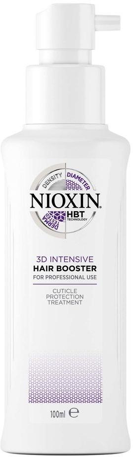 Nioxin Intensive Усилитель роста волос Therapy Hair Booster 100 мл куркума от роста волос