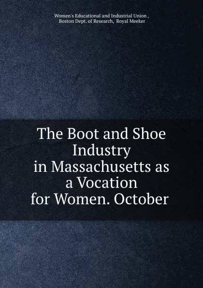 Women's Educational and Industrial Union The Boot and Shoe Industry in Massachusetts as a Vocation for Women. October . vsen 2pcs stylemen women shoe tree stretcher boot holder shaper automatic support