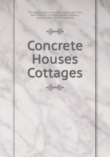 Concrete Houses . Cottages.