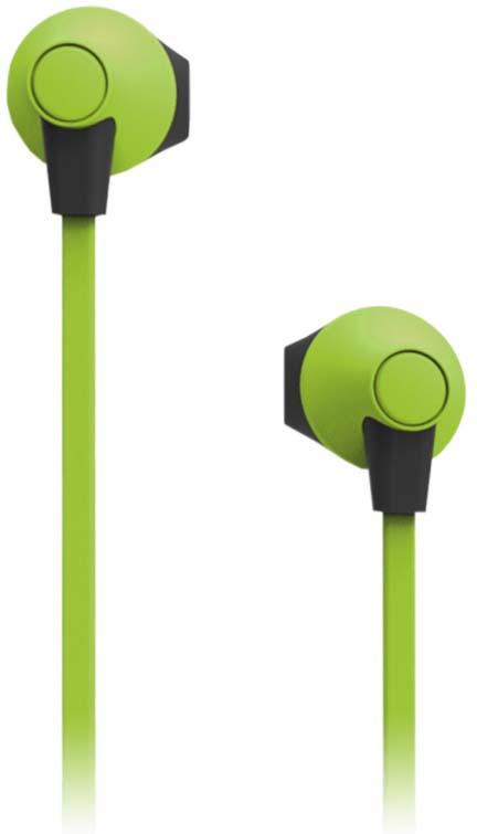 Наушники внутриканальные SmartBuy Boost Soft-Touch, SBE-950, зеленый smartbuy sbe 2300 white