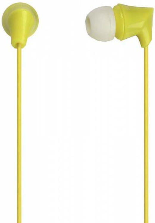 Наушники внутриканальные SmartBuy Junior, SBE-520, желтый