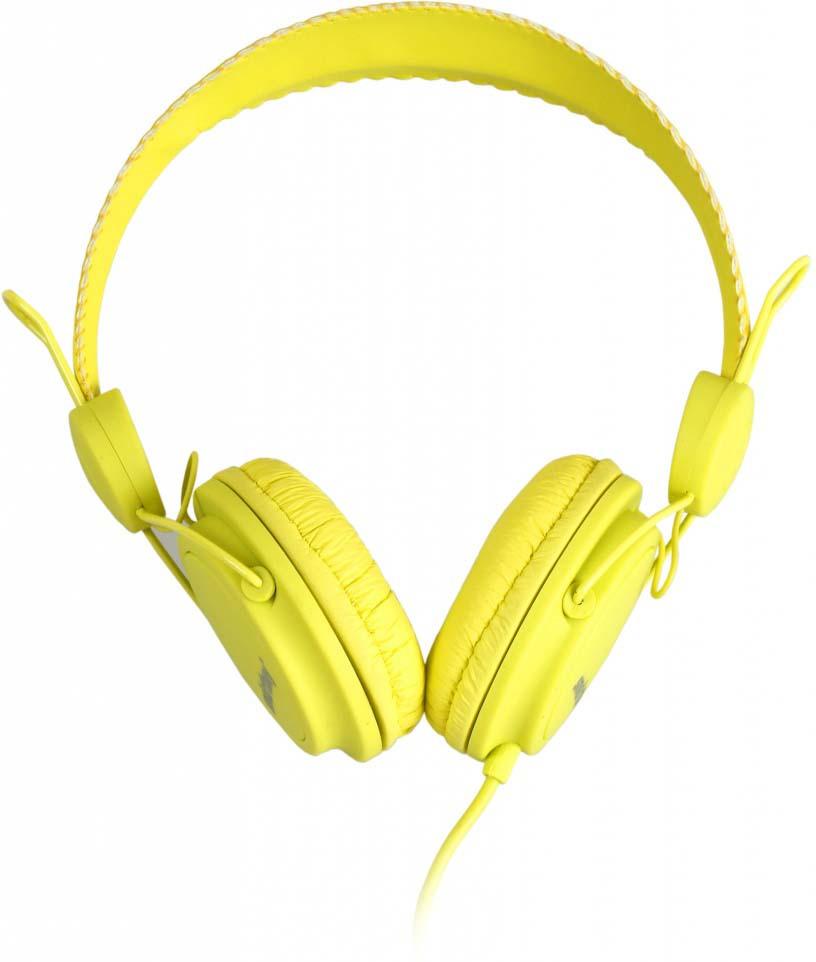 Наушники полноразмерные SmartBuy Toxic, SBE-9120, желтый все цены