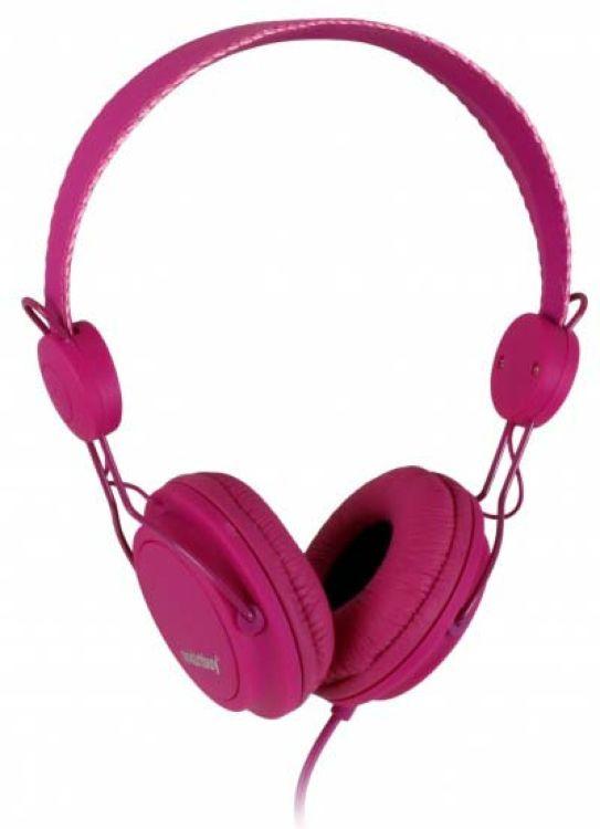 Наушники полноразмерные SmartBuy Toxic, SBE-9140, пурпурный все цены