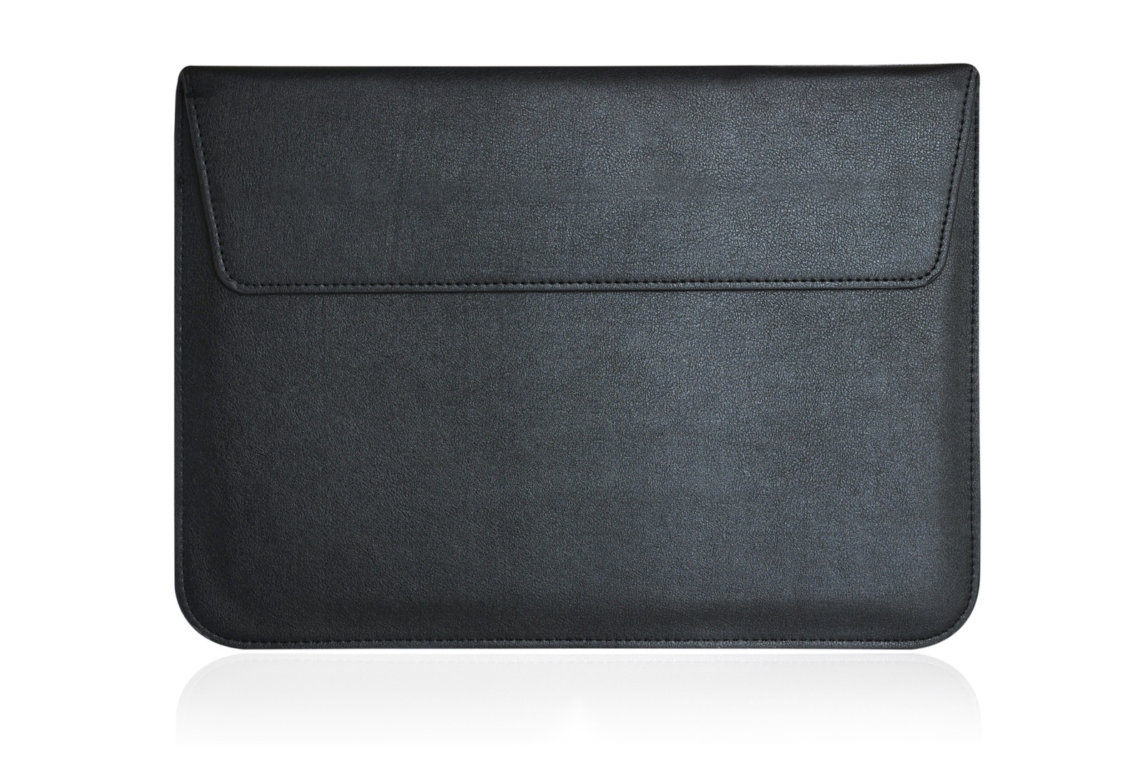 Чехол для ноутбука Gurdini папка с подставкой эко кожа для Macbook Pro Retina 15/Macbook Pro Retina 15(USB-C), черный uniq dfender для macbook pro 15 черный