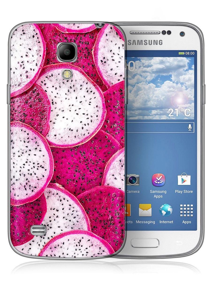 "Чехол для сотового телефона UVOO ""Art kit"" для Samsung Galaxy S4"