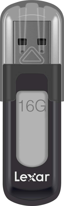 Фото - USB Флеш-накопитель Lexar JumpDrive V100 16GB, светло-серый gm v100