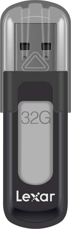Фото - USB Флеш-накопитель Lexar JumpDrive V100 32GB, светло-серый gm v100