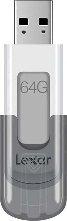 Фото - USB Флеш-накопитель Lexar JumpDrive V100 64GB, светло-серый gm v100