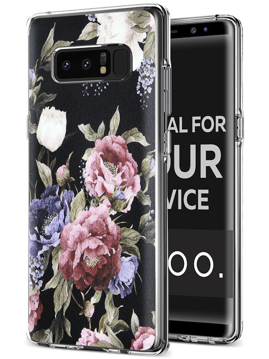 """Чехол для сотового телефона UVOO """"Art design"""" для Samsung Galaxy Note 8"""