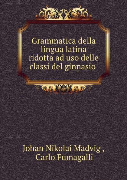 Johan Nikolai Madvig Grammatica della lingua latina ridotta ad uso delle classi del ginnasio . theophilus c cann grammatica teorico pratica della lingua inglese nuovo corso completo ad uso
