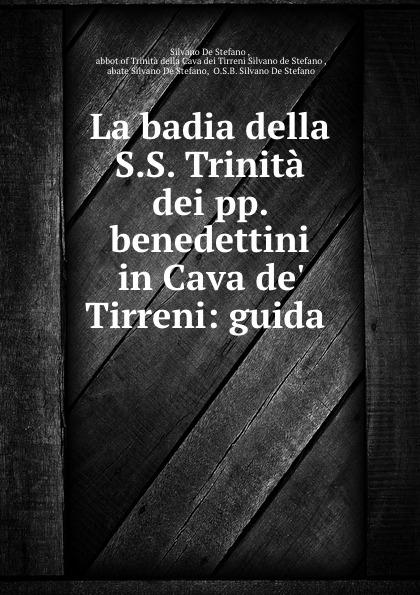 Silvano de Stefano La badia della S.S. Trinita dei pp. benedettini in Cava de. Tirreni: guida . ferrara andrea la badia camaldolese di volterra