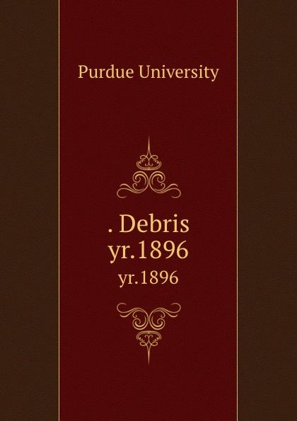 . Debris. yr.1896