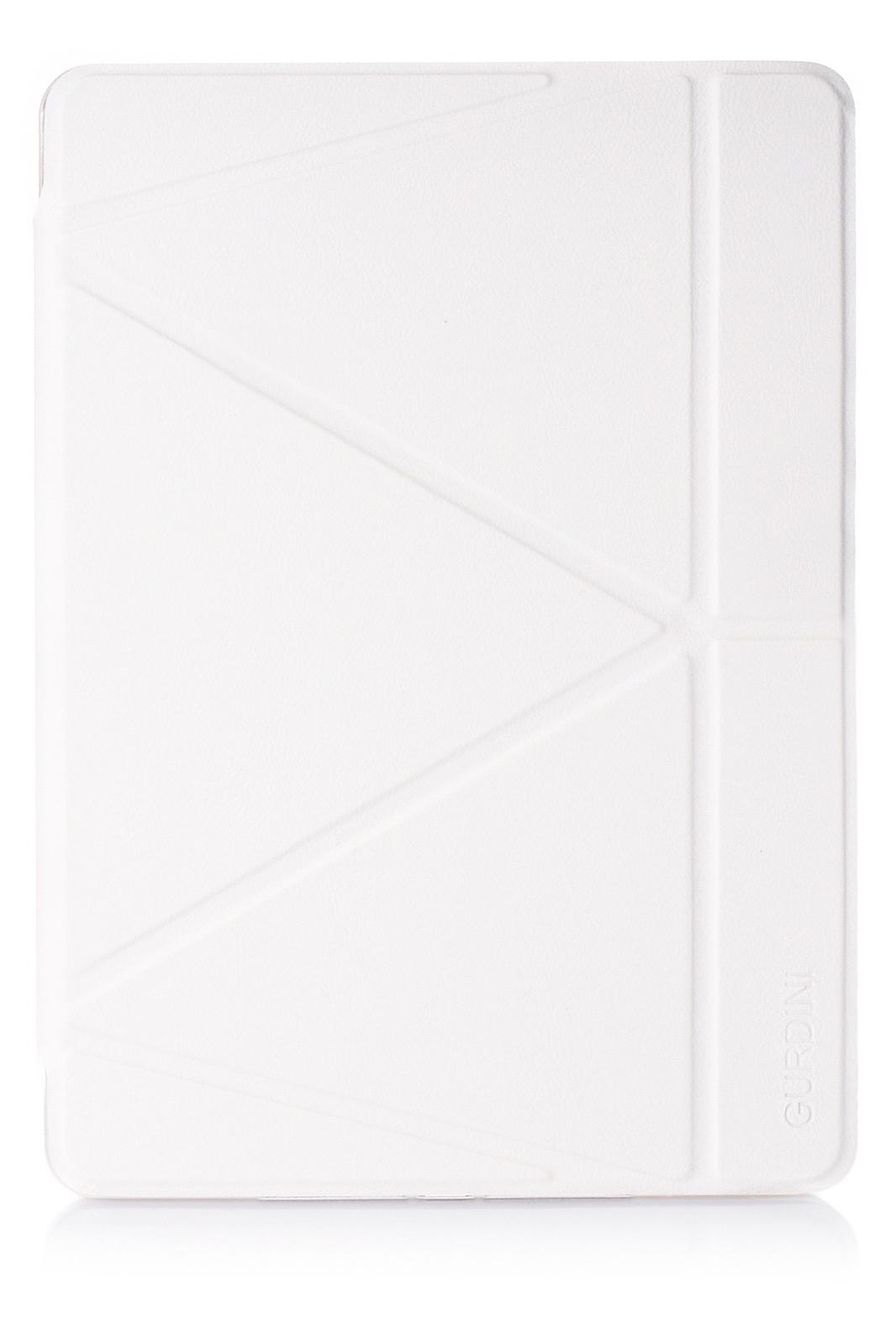 Чехол для планшета Gurdini Lights Series книжка Apple iPad Air, белый