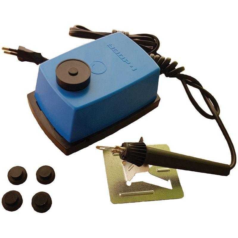 Прибор для выжигания Трансвит Узор-1 прибор для выжигания трансвит узор 1 по дереву и ткани