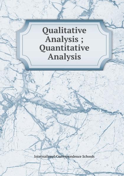 Qualitative Analysis ; Quantitative Analysis jerald pinto e quantitative investment analysis workbook