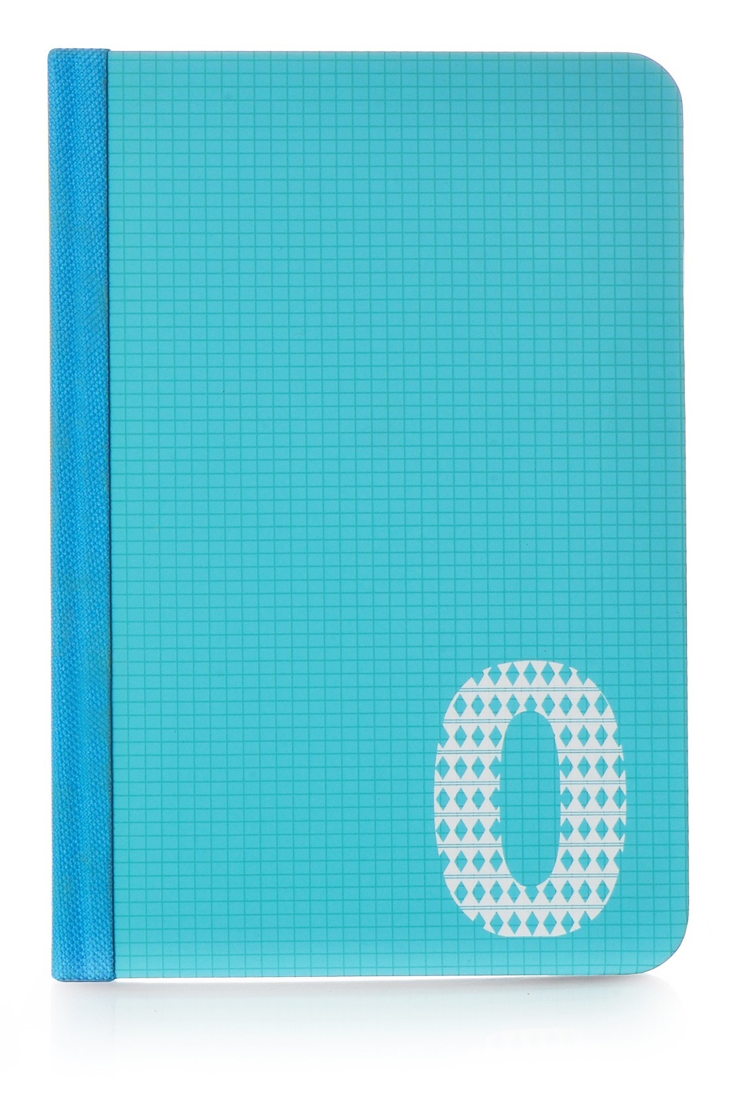 "Чехол для планшета Ozaki книжка Ocoat Code 0 кожа ORIGINAL для Apple iPad mini 7.9"", голубой"