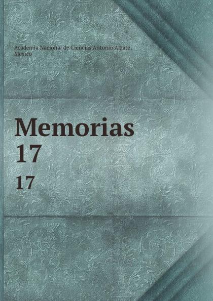 Memorias. 17