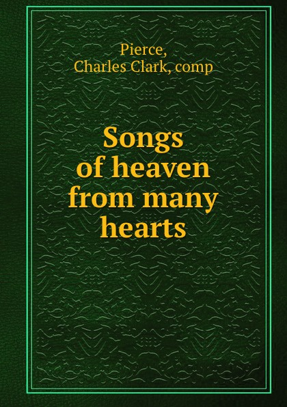 Charles Clark Pierce Songs of heaven from many hearts creative zipper binder holder a6 holes loose leaf notebooks stationery cute portable agenda organizer planner notebook for gift