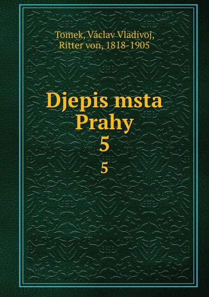 Djepis msta Prahy. 5