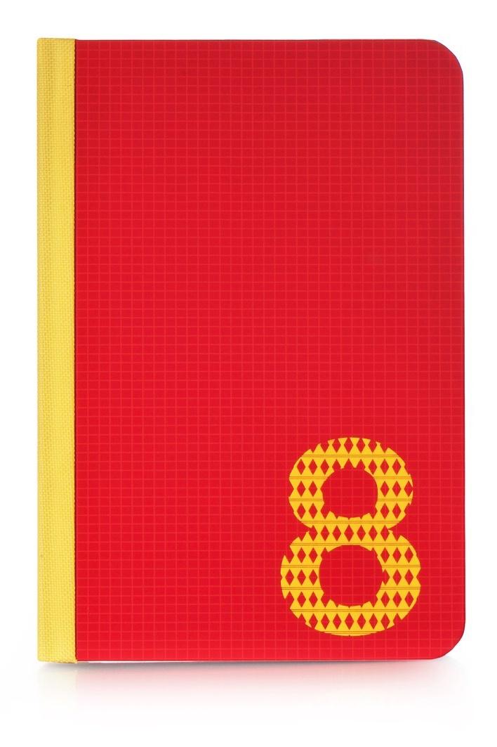 Чехол для планшета Ozaki Ocoat Code - 8 кожа книжка ORIGINAL для Apple iPad mini 7.9