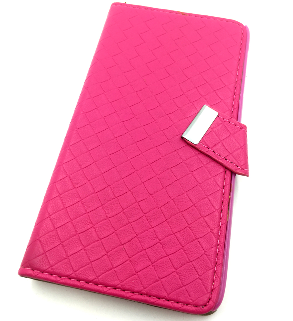Чехол для сотового телефона Мобильная Мода Lenovo S890 Чехол-книжка пластиковая с магнитной застежкой и отделом для карт, розовый чехол книжка для lg g4 h815 с магнитной застежкой фиолетовый armor m