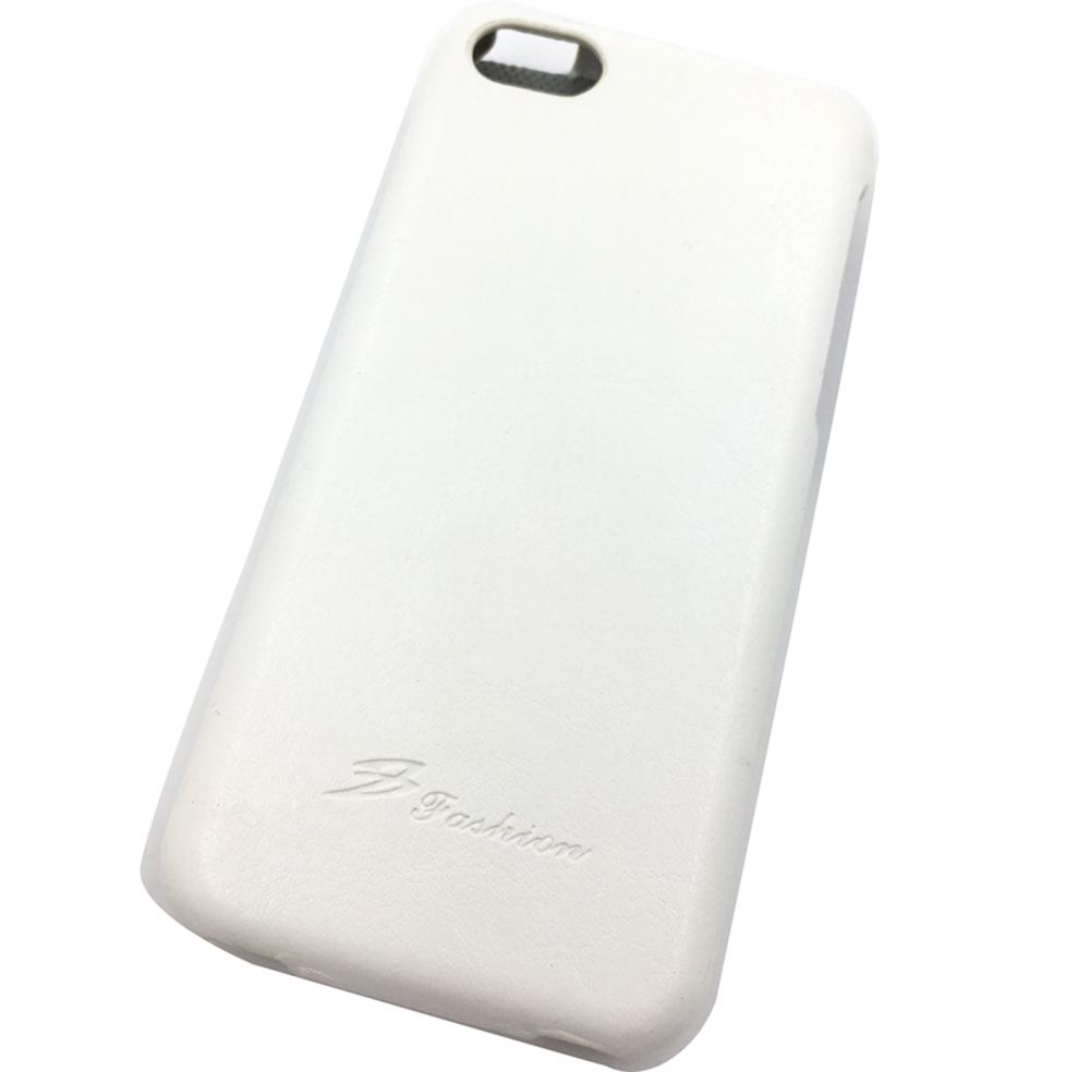 Чехол для сотового телефона Мобильная Мода iPhone 5C Чехол-книжка вертикальный флип из кож.заменителя, белый чехол книжка imobo lamborghini diablo для iphone 5c оранжевый