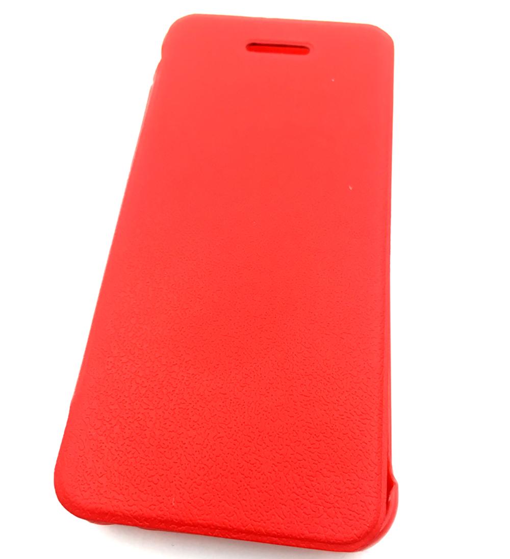 Чехол для сотового телефона Мобильная Мода iPhone 5C Чехол-книжка из кож.заменителя Crazy Horse, красный чехол книжка imobo lamborghini diablo для iphone 5c оранжевый
