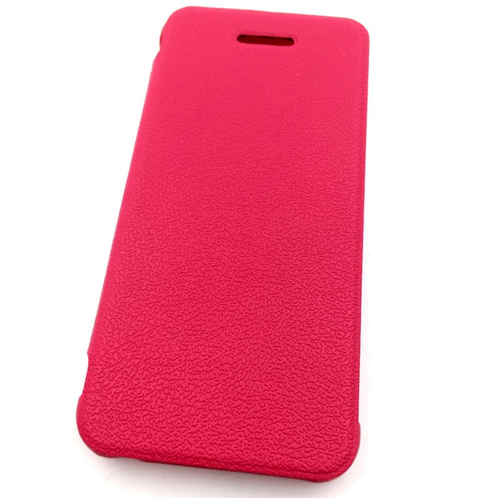 Чехол для сотового телефона Мобильная Мода iPhone 5C Чехол-книжка из кож.заменителя Crazy Horse, розовый чехол для сотового телефона мобильная мода samsung s9 чехол книжка пластиковая под оригинал 1533 розовый