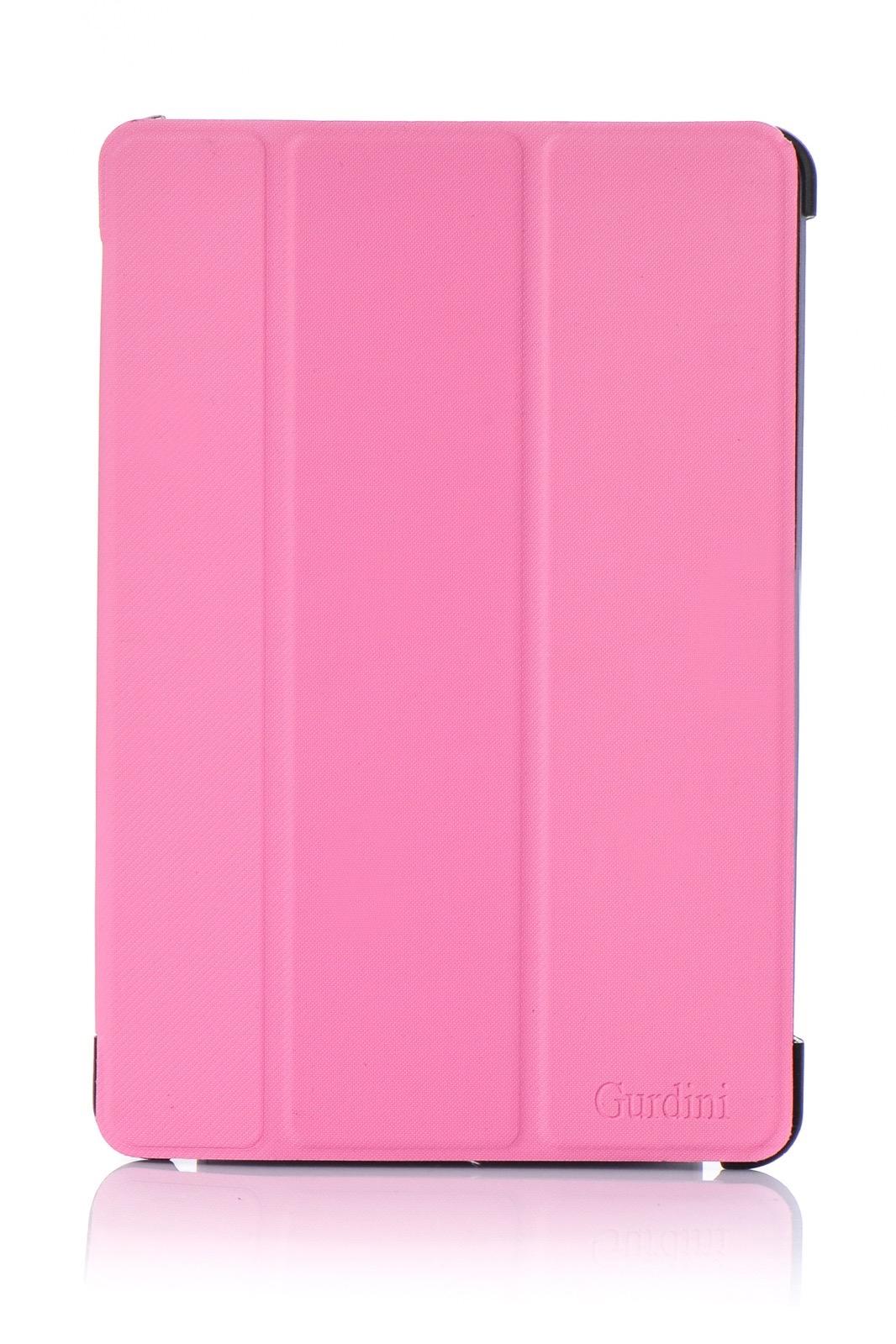 "Чехол для планшета Gurdini книжка с магнитом 410046 для Apple iPad mini 7.9"", розовый"