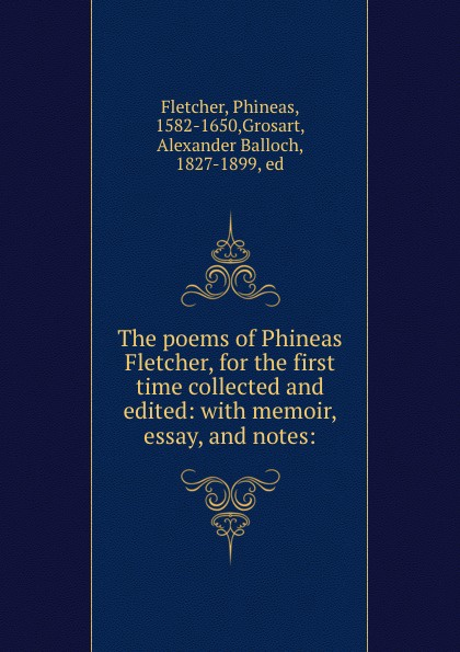 Phineas Fletcher The poems of Phineas Fletcher, for the first time collected and edited: with memoir, essay, and notes: tervis phineas and ferb tumbler with wrap 16 ounce