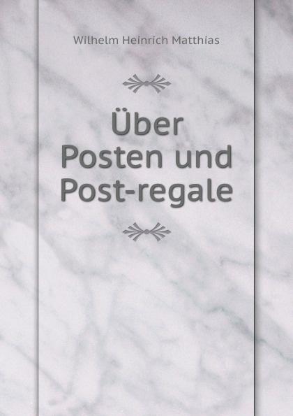Uber Posten und Post-regale