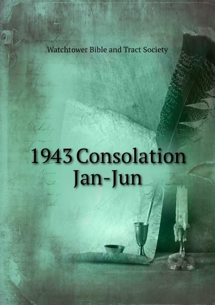 1943 Consolation Jan-Jun