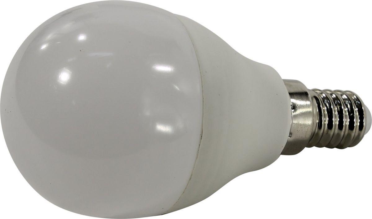 Лампа светодиодная SmartBuy P45, теплый свет, цоколь E14, 3000 К, 9,5 Вт лампа светодиодная smartbuy g45 теплый свет цоколь е27 7 вт