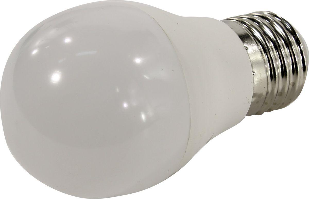 Лампа светодиодная SmartBuy G45, теплый свет, цоколь E27, 3000 К, 9,5 Вт лампа светодиодная smartbuy g45 теплый свет цоколь е27 7 вт