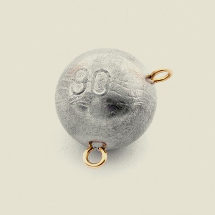Груз SFish Чебурашка с развернутым ухом 52 г, 10 шт
