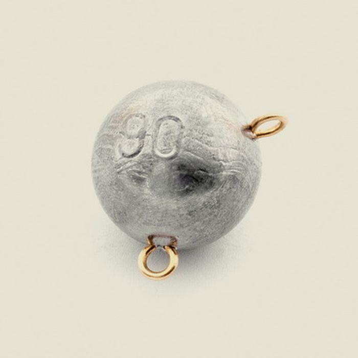Груз SFish Чебурашка с развернутым ухом 90 г, 10 шт