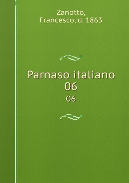 Francesco Zanotto Parnaso italiano. 06