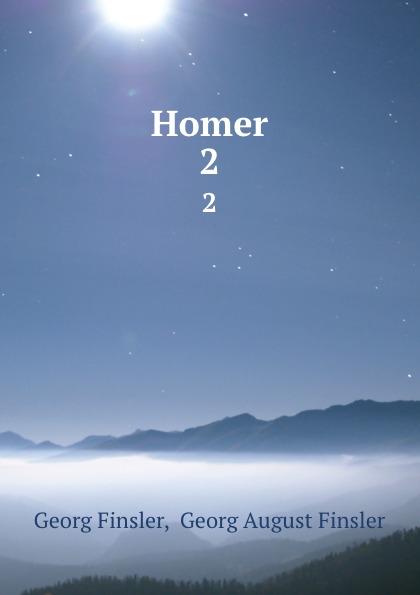 Georg Finsler Homer. 2